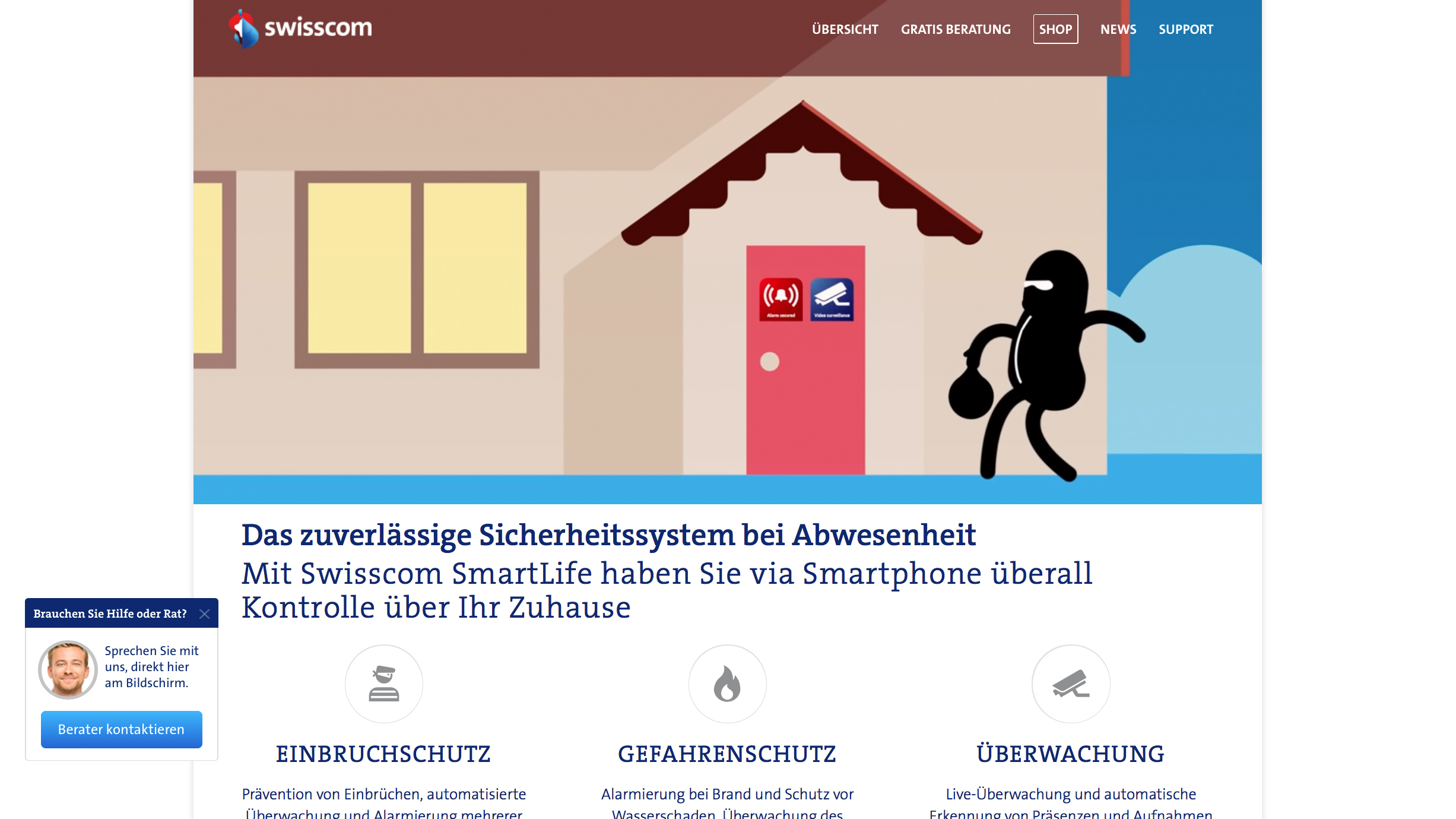 Swisscom SmartLife