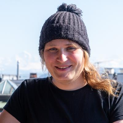 Lina Marieke van der Weg